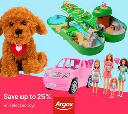Argos catalogue ( Expires tomorrow)
