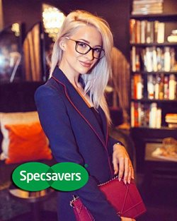 Pharmacy, Perfume & Beauty offers in the Specsavers catalogue in Aberdeen