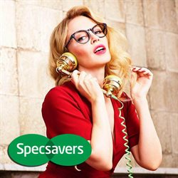 Pharmacy, Perfume & Beauty offers in the Specsavers catalogue in Tower Hamlets