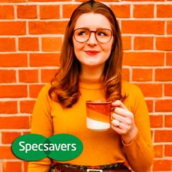 Pharmacy, Perfume & Beauty offers in the Specsavers catalogue in Southwark