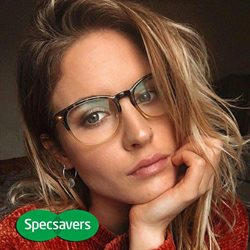 Pharmacy, Perfume & Beauty offers in the Specsavers catalogue in London ( 13 days left )