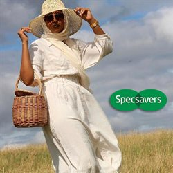 Specsavers catalogue ( More than a month )
