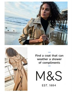 Department Stores offers in the Marks & Spencer catalogue in London