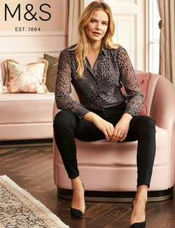 Department Stores offers in the Marks & Spencer catalogue ( More than a month)