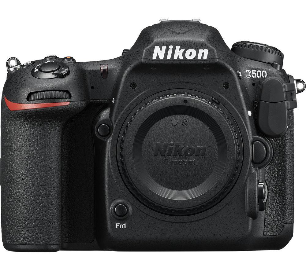 D500 DSLR Camera - Body Only offer at £1449