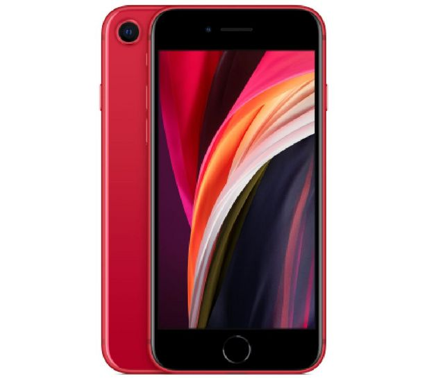 IPhone SE - 64 GB, Red offer at £399