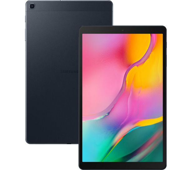 "Galaxy Tab A 10.1"" Tablet (2019) - 32 GB, Black offer at £199"