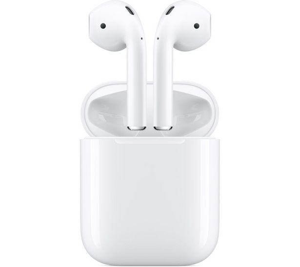 AirPods with Charging Case (2nd generation) - White offer at £139