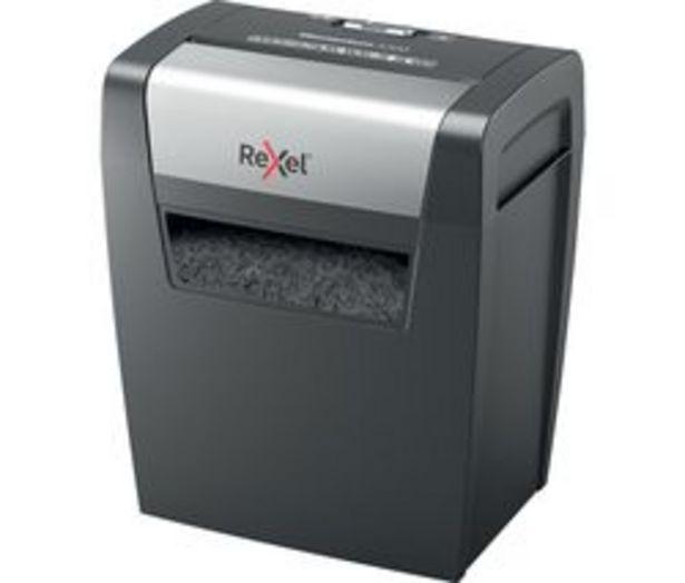 REXEL Momentum X308 Cross Cut Paper Shredder offer at £39.99