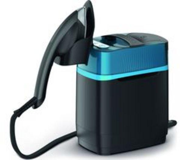 TEFAL Cube UT2020 Clothes Steamer - Blue & Black offer at £294