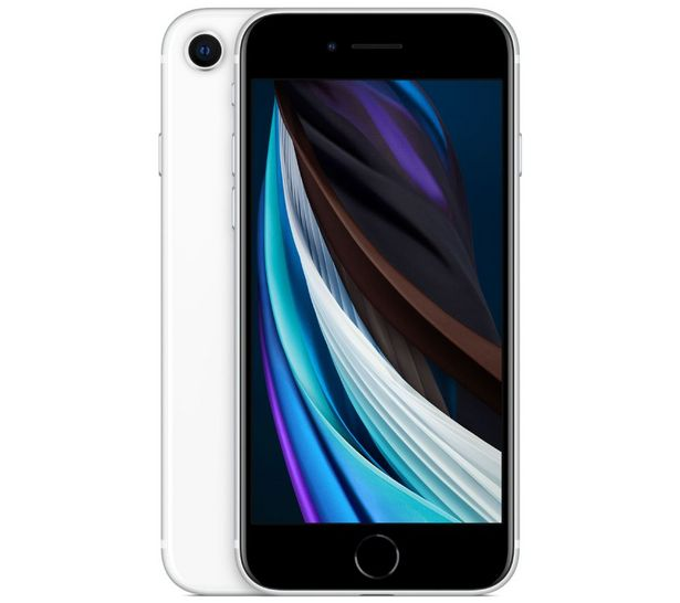 IPhone SE - 64 GB, White offer at £399