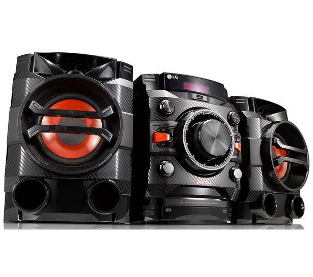 CM4360 XBOOM Bluetooth Megasound Party Hi-Fi System - Black offer at £99