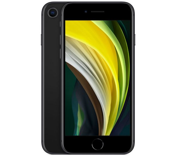 IPhone SE - 64 GB, Black offer at £399