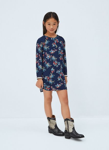 GINA FLORAL STRAIGHT DRESS offer at £41.3