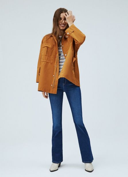 KATIE UTILITY JACKET offer at £130