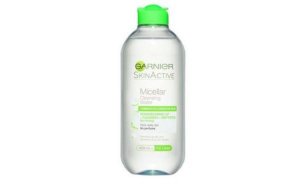 Garnier Micellar Water Combi  - 400ml offer at £4