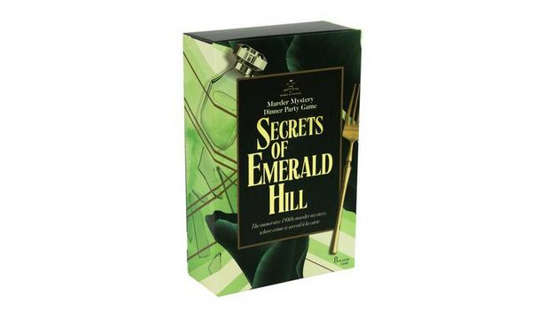 Professor Puzzle Secrets of Emerald Hill offer at £1.5