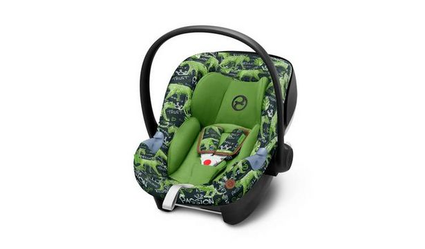 Cybex Aton M i-Size Special Ed. Gr.0+ Car Seat-Respect Green offer at £86.99