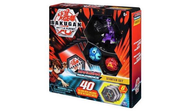 BAKUGAN Card Game Starter Pack offer at £10