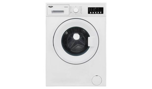 Bush WMNB912EW 9KG 1200 Spin Washing Machine - White offer at £194.99