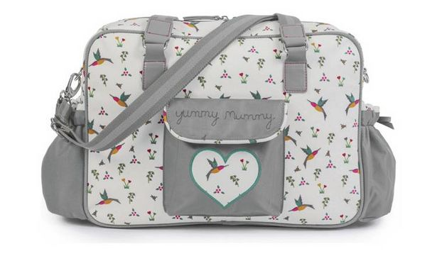 Pink Lining Yummy Mummy Changing Bag - Hummingbird offer at £29.99