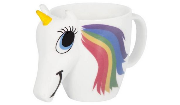 Unicorn Colour Change Mug offer at £7.99