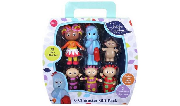 In The Night Garden 6 Figurine Gift Pack offer at £6.99
