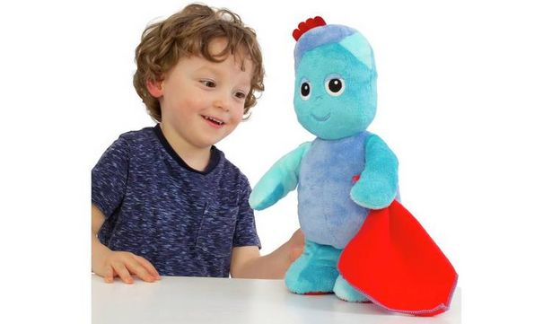 In the Night Garden Musical Dancing Igglepiggle offer at £13.99