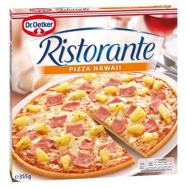 Dr. Oetker Ristorante Hawaii Pizza offer at £2.5