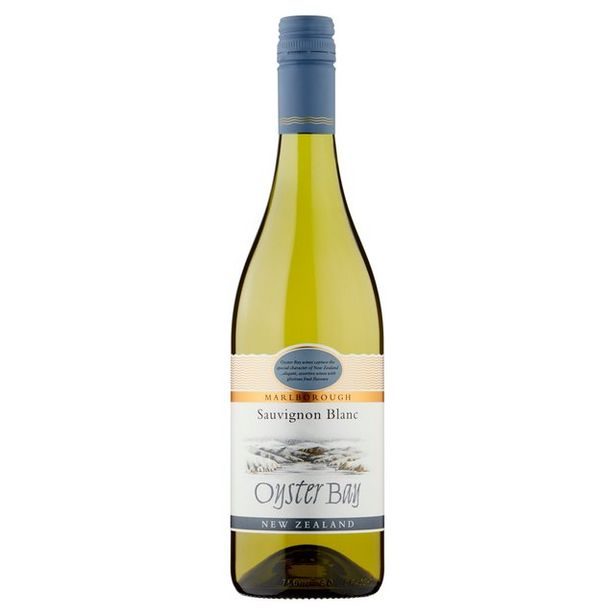 Oyster Bay Sauvignon Blanc offer at £7.5