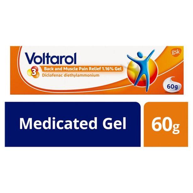 Voltarol Pain-Eze Emulgel Gel offer at £8