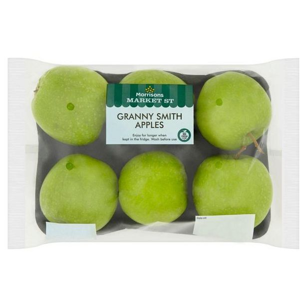 Morrisons Granny Smith Apples offer at £1.19