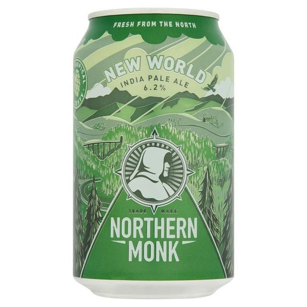 New World IPA offer at £6.54