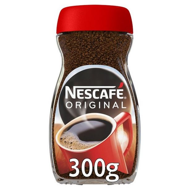 Nescafe Original Instant Coffee  offer at £5