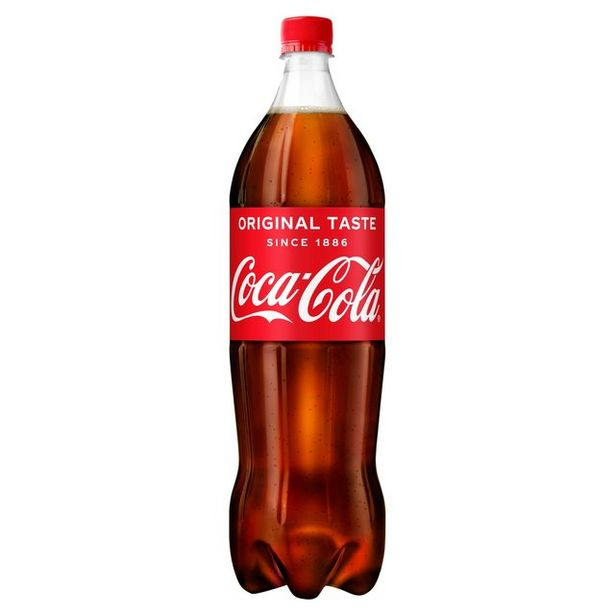 Coca Cola offer at £2