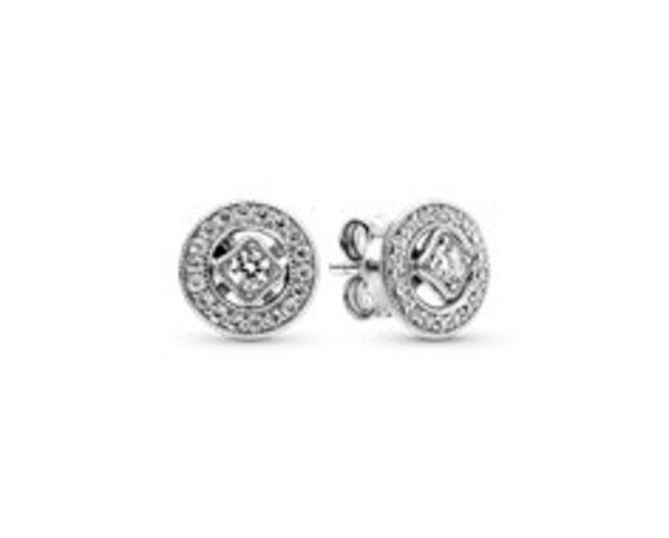 Vintage Circle Stud Earrings offer at £60