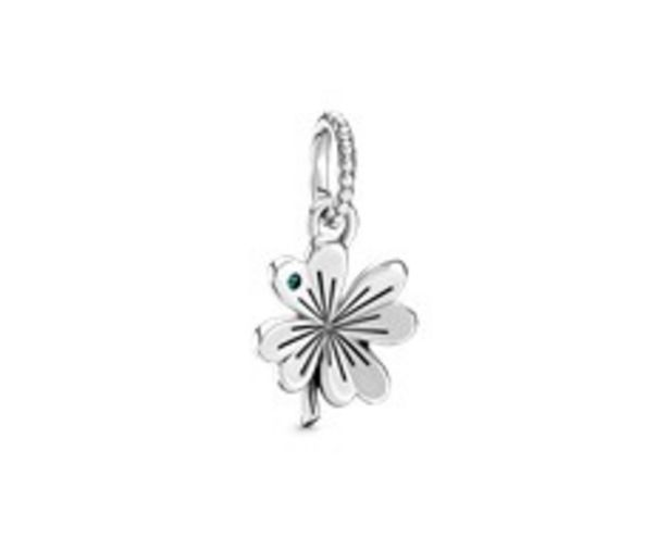 Lucky Four-Leaf Clover Pendant offer at £40