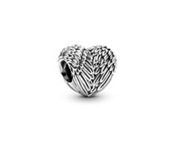 Angel Feathers Heart Charm offer at £35