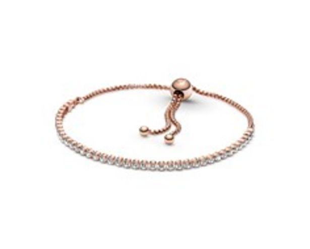 Sparkling Slider Tennis Bracelet offer at £115