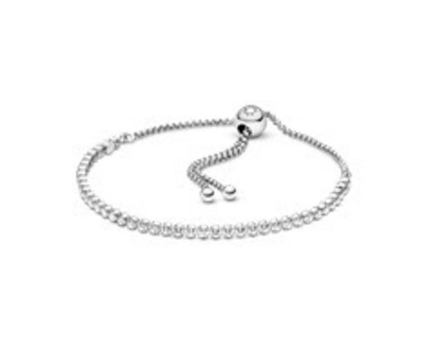 Sparkling Slider Tennis Bracelet offer at £55