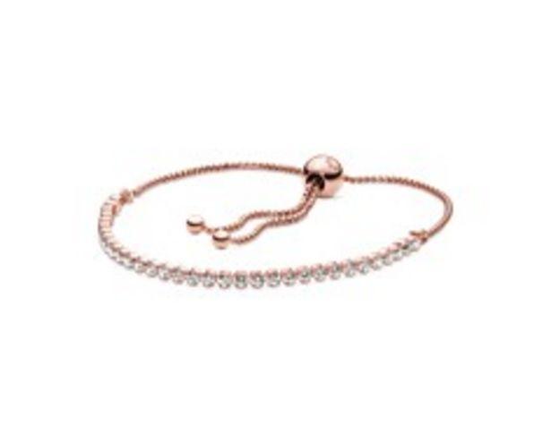 Sparkling Slider Tennis Bracelet offer at £100