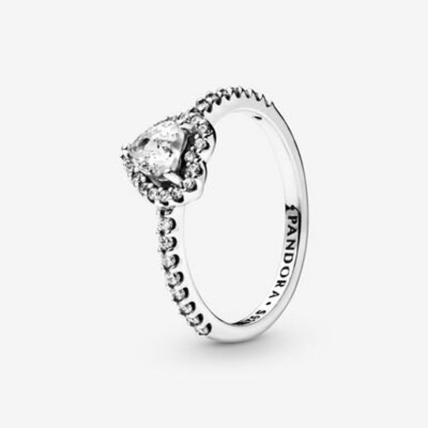 Elevated Heart Ring offer at £60