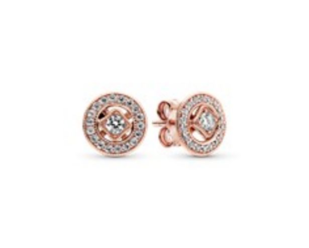Vintage Circle Stud Earrings offer at £80