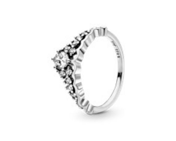 Fairy Tale Tiara Wishbone Ring offer at £55