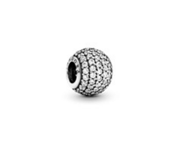 Clear Pavé Charm offer at £55