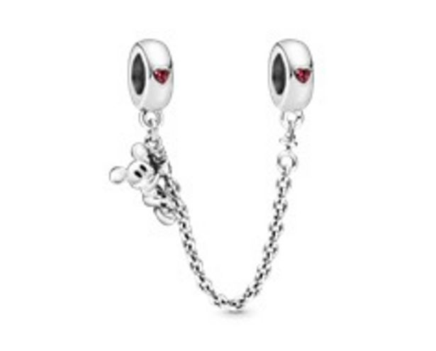 Disney, Climbing Mickey Safety Chain Charm offer at £55