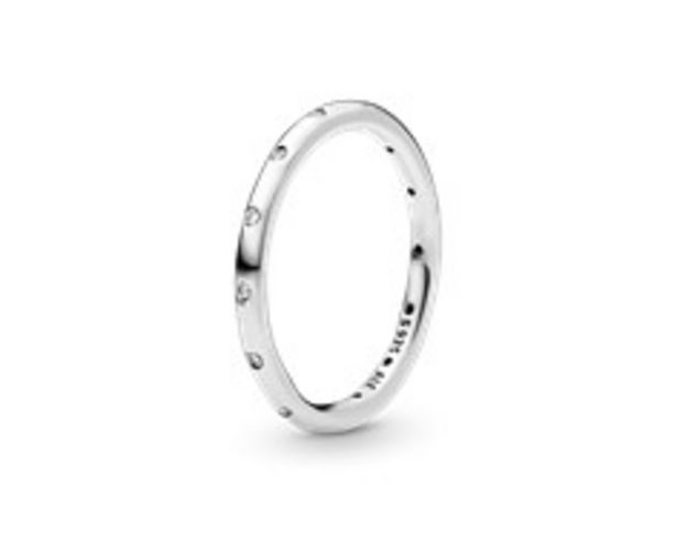 Simple Sparkling Band Ring offer at £45