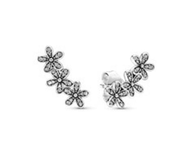 Daisy Flower Stud Earrings offer at £55
