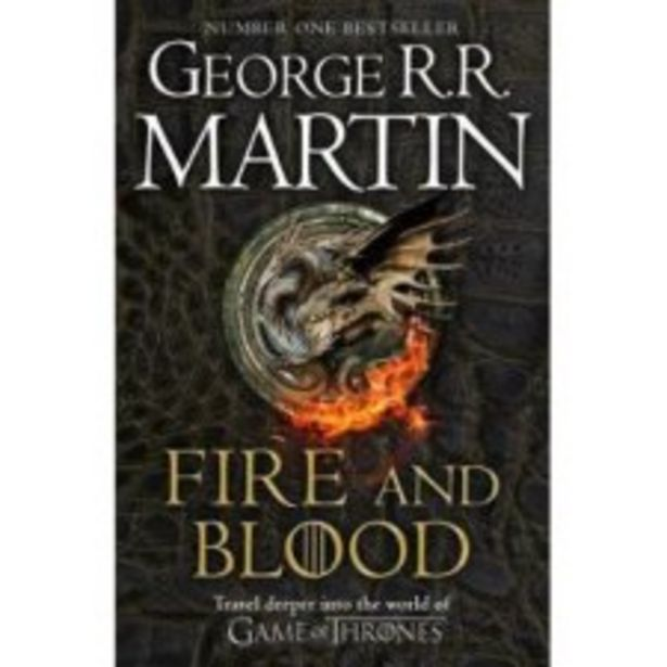 A Song Of Ice And Fire Fire And Blood 300 offer at £4.5