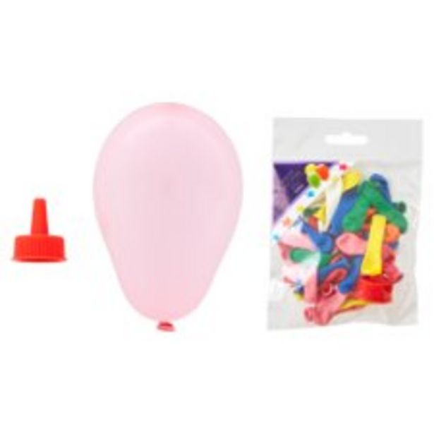 Tesco Water Balloons offer at £1